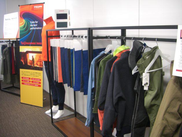 「コーネックスネオ」の展示スペース