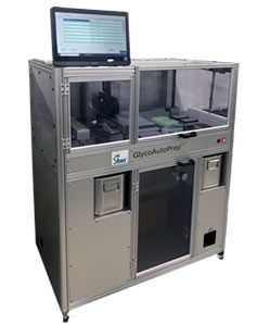 全自動糖鎖調整装置「GlycoAutoPrep」