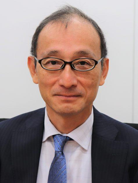 事業の説明を行う井田康暢副社長