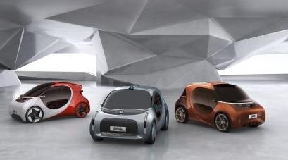 BASFとGACのコンセプトカー