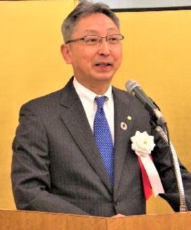 日本ソーダ工業会 角倉会長