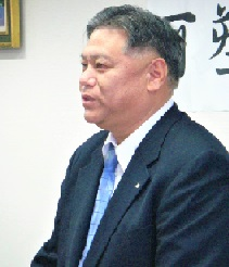 可塑剤工業会 鮫島会長