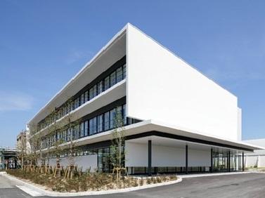 大阪研究開発センターの外観