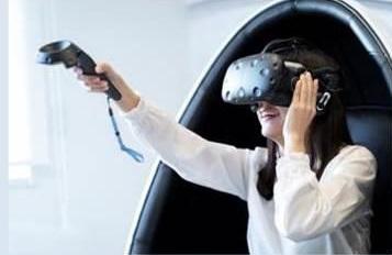 導入設備例 VR体感