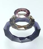 サンセンサーズで製作したリング