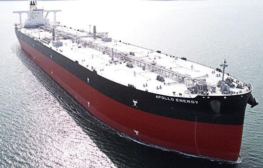 名村造船所 伊万里事業所にて「APOLLO ENERGY」が竣工