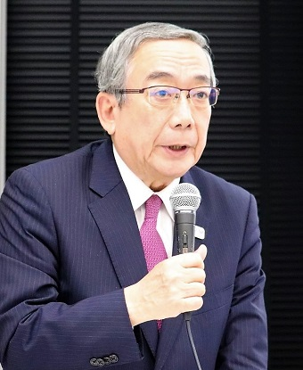 NEDO・TSCの三島良直センター長