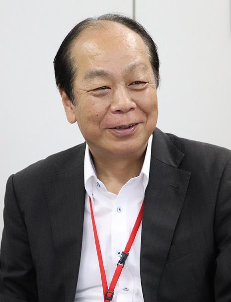 PSジャパン佐藤社長