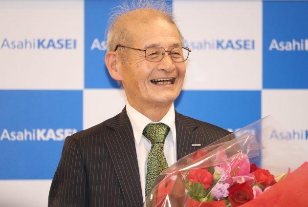 ノーベル化学賞を受賞した吉野名誉フェロー