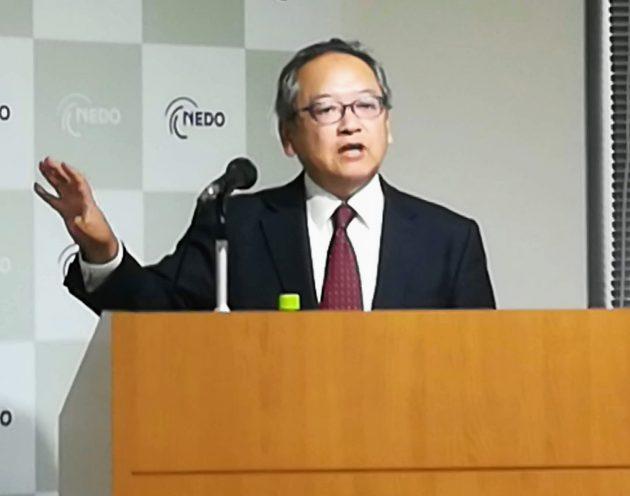 渡邊プロジェクトマネージャー