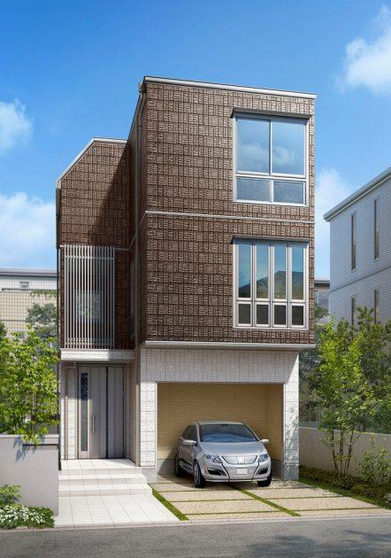 3階建て住宅「新・デシオ」