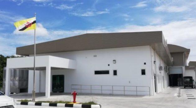 タベルモ 写真1 ブルネイの新工場