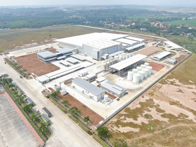 新設したチカラン工場