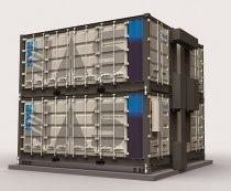 コンテナ型NAS電池