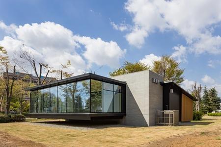帝人 「MIRAI LIVELY HOUSE」の外観