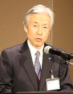 日本ポリエチレン製品工業連合会 萩原会長