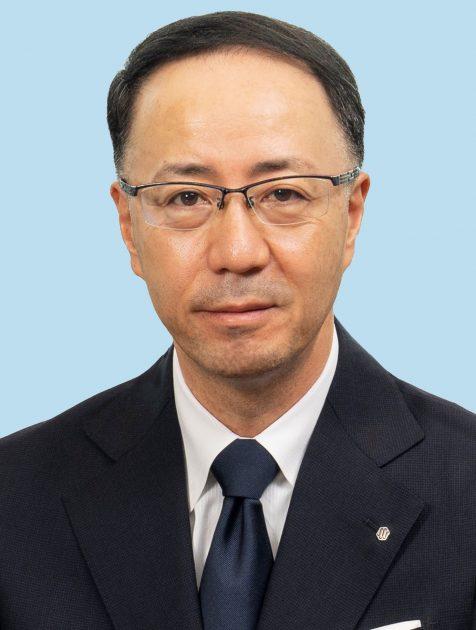 次期社長に就任する加藤専務
