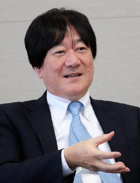 JSR 川橋社長