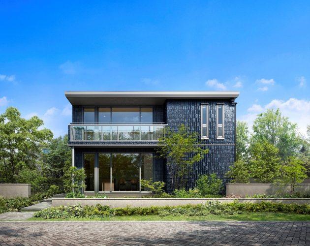「エネルギー自給自足型住宅」の代表外観