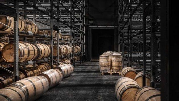 世界最北にあるジン・ウイスキー蒸留所の施設内。(写真提供:ランクセスAG)