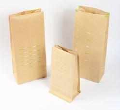 フラットボトム袋、角底袋 (製造協力)共同紙工