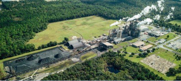 カルゴン・カーボン社の米国ミシシッピ州 パールリバー工場