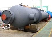 熱交換器(温度の高い流体から低い流体へ熱を移動させる機器)