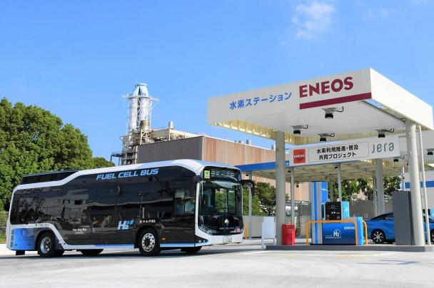 東京大井水素ステーション 外観