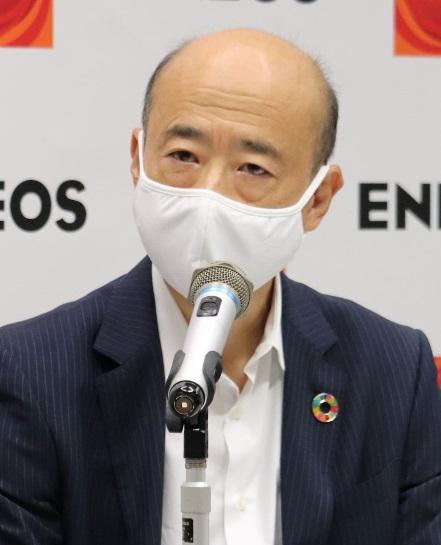 田中常務執行役員