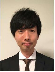 LRI賞を受賞した富士フイルムの山本裕介氏