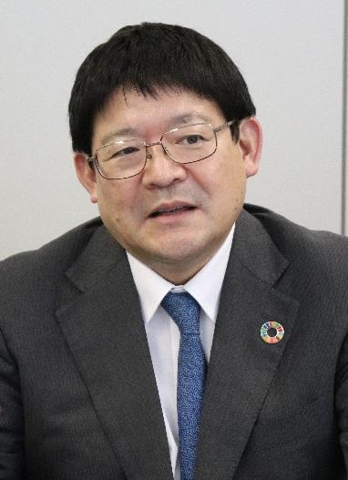 PSジャパン 室園社長 中面