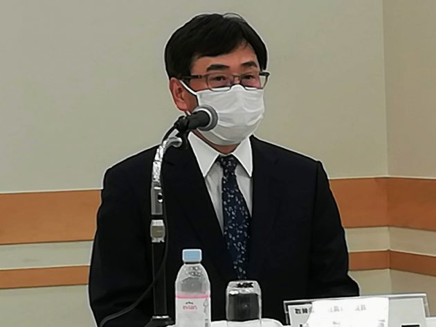 ENEOS:岩瀬淳一副社長執行役員