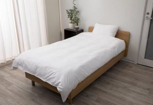 グッドデザイン賞を受賞した『次世代』の寝具カバー