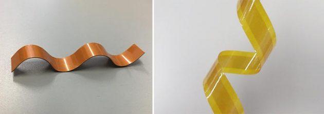 今回開発したフッ素樹脂FPC