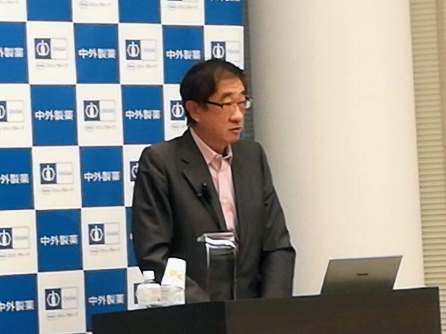 上野幹夫代表取締役副会長
