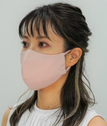 美容成分を配合した着用する化粧品『美容フェイスパック』