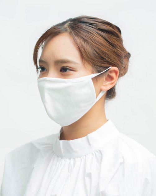布製マスク写真