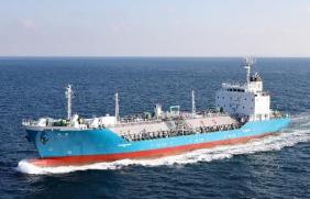 新エチレン船竣工