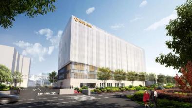 新たなバイオ医薬品分析施設(高崎工場)