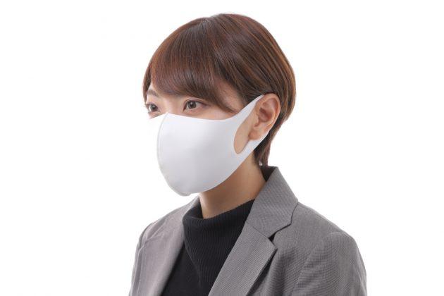 『エアロカプセル使用 抗ウイルス加工マスク』