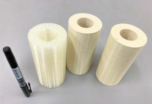 3Dプリンタによる造形品のイメージ