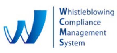 内部通報制度認証の登録マーク