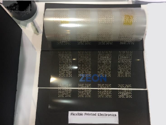 結晶性COP「ZEONEX C2420」 ミリ波レーダーアンテナ基板への応用例