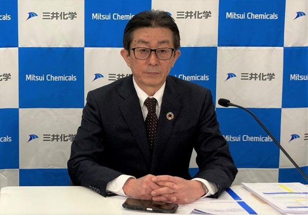 中島一取締役常務執行役員CFO