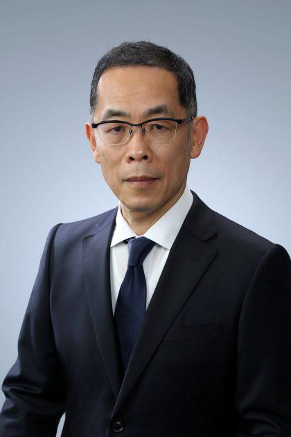 今井俊夫氏。次期社長に就任する