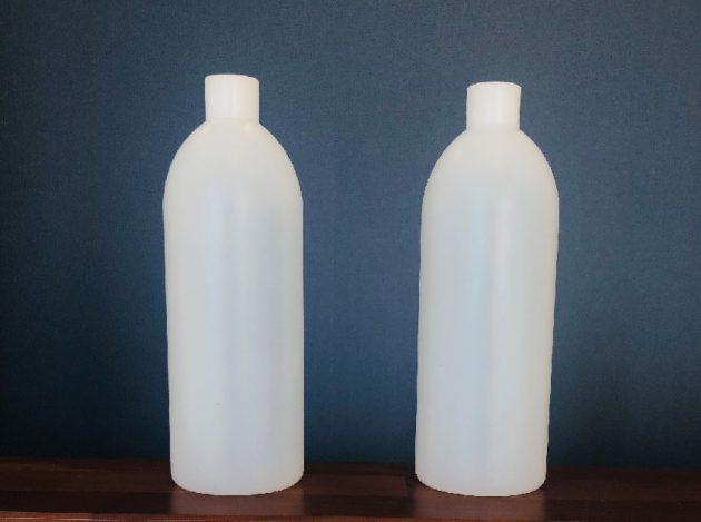 「アドマーEF」 (バイオマスアドマー)を使用した多層ボトル
