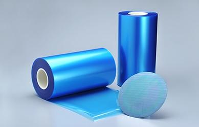 「イクロステープ」。半導体製造工程で使用される保護テープ