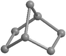 かご型骨格の立体図