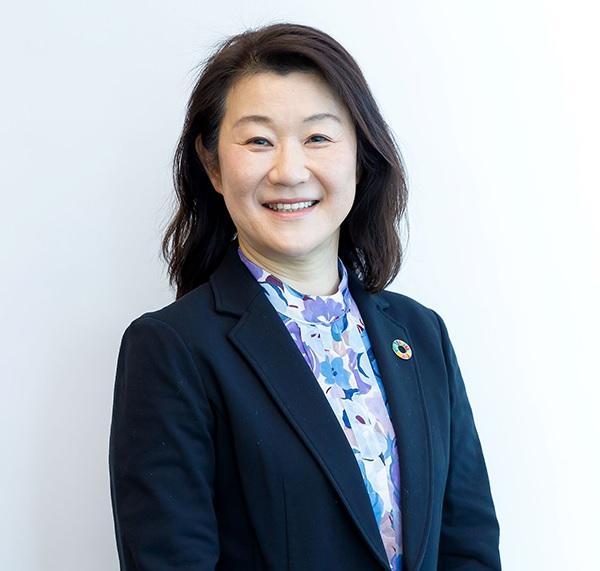 RC・品質保証部長の松江香織理事