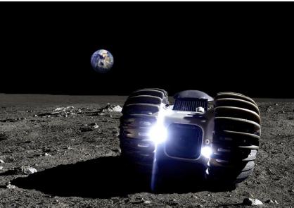 ダイモンの月面探査車 「 YAOKI 」